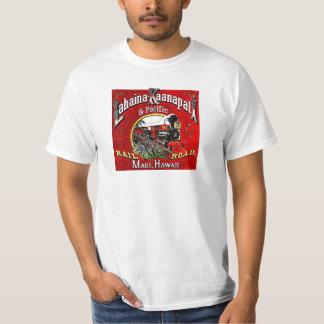 The Sugar Cane Train with Baldwin  Locomotives Tee Shirt