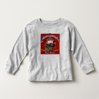 The Sugar Cane Train with Baldwin  Locomotives Toddler T-shirt