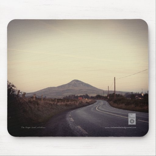 The Sugar Loaf, Wicklow Mouse Pad