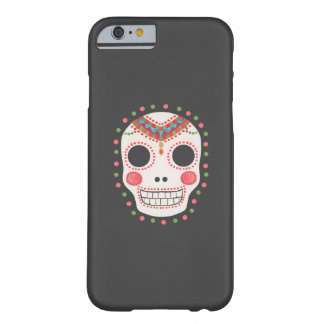 The Sugar Skull Barely There iPhone 6 Case