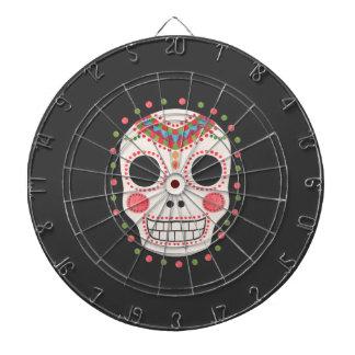 The Sugar Skull Dart Boards