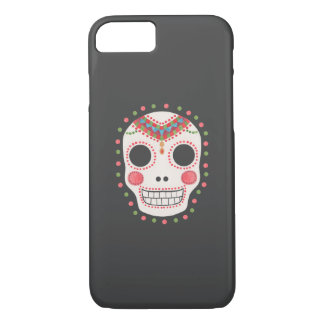 The Sugar Skull iPhone 8/7 Case