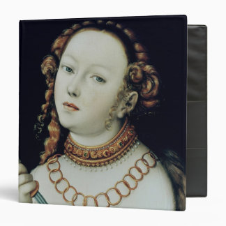 The Suicide of Lucretia, 1538 Binder