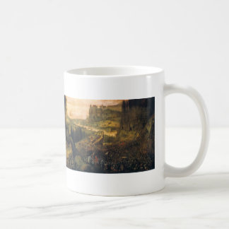 The Suicide of Saul by Pieter Bruegel the Elder Coffee Mug