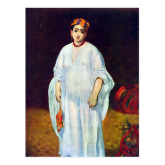 The Sultan by Edouard Manet Postcards