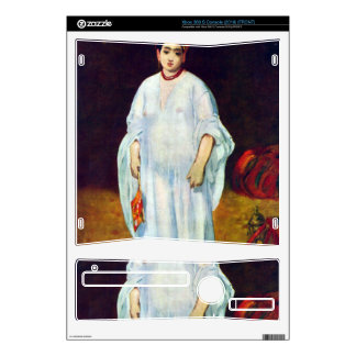 The Sultan by Edouard Manet Xbox 360 S Skin