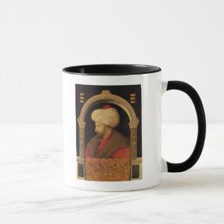 The Sultan Mehmet II  1480 Mug