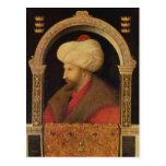 The Sultan Mehmet II  1480 Postcards