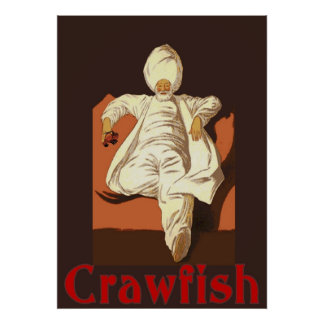 The Sultan of Crawfish Poster