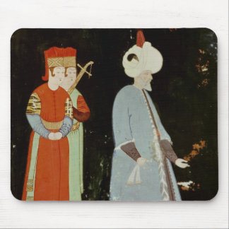 The Sultan Suleyman the Magnificent Mouse Pad