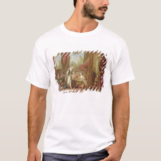 The Sultana Ordering Tapestries T-Shirt