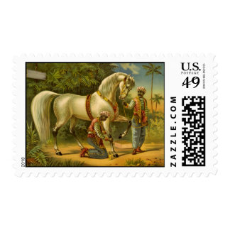 The Sultan's steed Postage