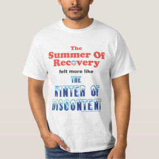 The Summer of Recovery T-Shirt