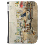 The Summer Room in the Artist's House at Patna, In Kindle Keyboard Cases