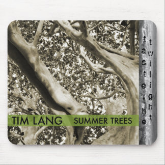 The Summer Trees Mousepad
