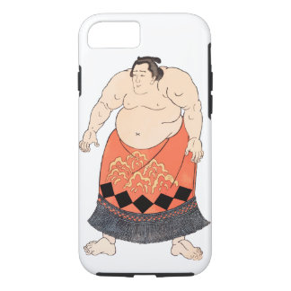 The Sumo Wrestler iPhone 7 Case