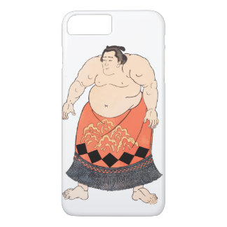 The Sumo Wrestler iPhone 8 Plus/7 Plus Case