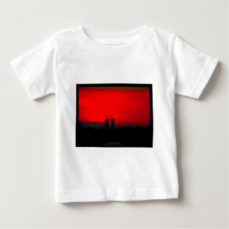 The sun 007 - Sunset at the city Baby T-Shirt