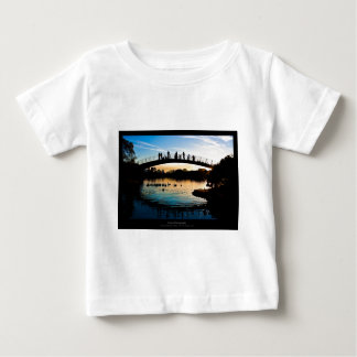 The sun 009 - Sunset at the city Baby T-Shirt