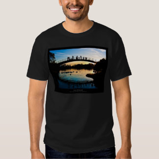 The sun 009 - Sunset at the city Tshirts