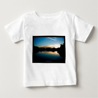 The sun 010 - Sunset at the city Baby T-Shirt