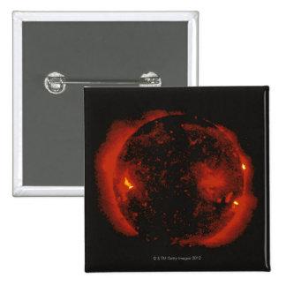 The Sun 2 Pinback Button