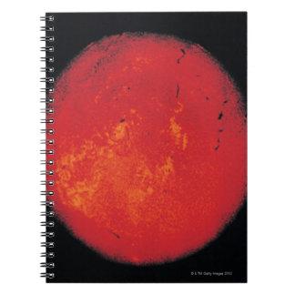 The Sun 3 Notebook
