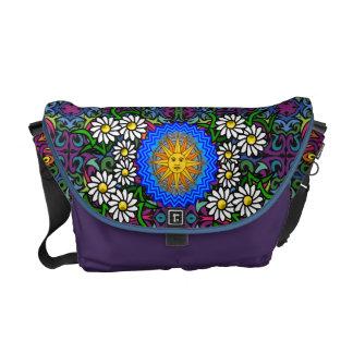 The Sun and Garden Messenger Bag