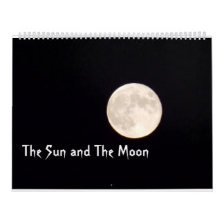 The Sun and The Moon Calendar 1