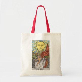 The Sun Budget Tote Bag