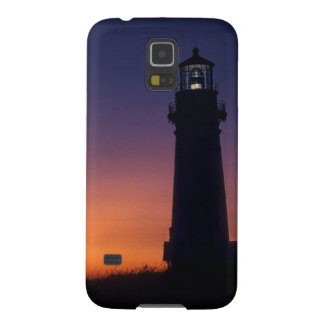 The sun ball drops down on the colorful horizon galaxy s5 cover