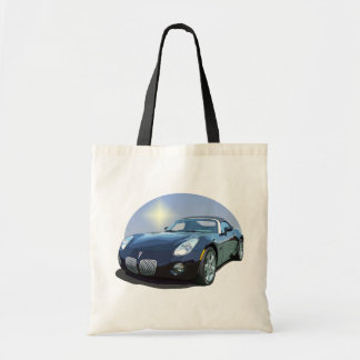 The Sun Car Canvas Bag