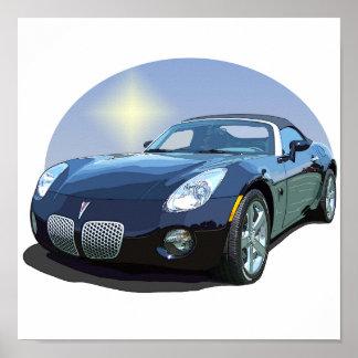 The Sun Car Poster