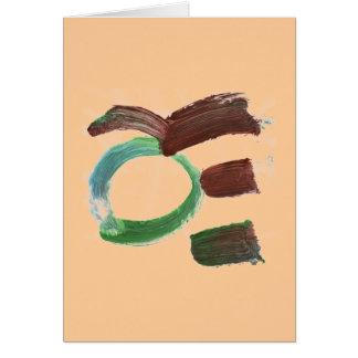 The Sun Card w/ Beet Message