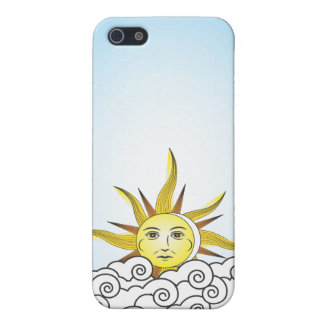 THE SUN CASE FOR iPhone 5