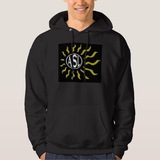 The Sun del ASL Sudadera
