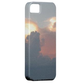 The Sun fijó Funda Para iPhone SE/5/5s