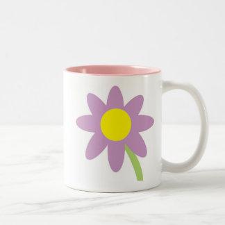 The Sun Flower Logo Mug