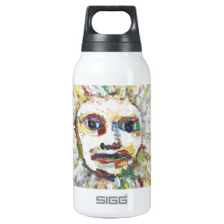 The Sun God (expressionism God portrait) SIGG Thermo 0.3L Insulated Bottle