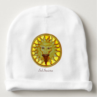 The Sun God (Ra) (Golden) Baby Beanie