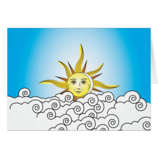 THE SUN GREETING CARDS