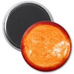 The Sun, imán solar del colector de la astronomía