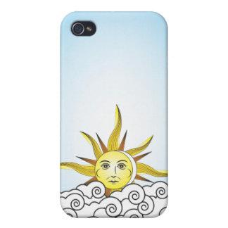 THE SUN iPhone 4/4S CASE