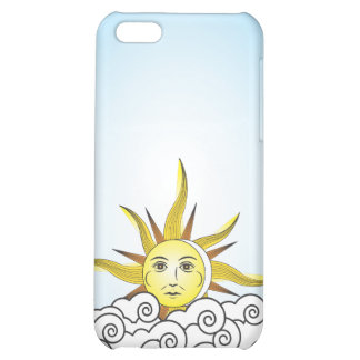THE SUN iPhone 5C COVERS