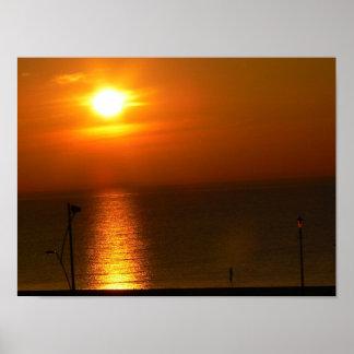 The Sun Light Poster