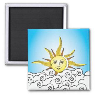 THE SUN MAGNET