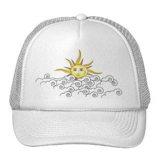 THE SUN MESH HATS