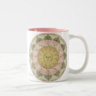 The Sun, Moon and Seasons Mug