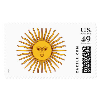 THE SUN OF MAY (Sol De Mayo) ~ Postage