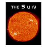 The Sun Poster